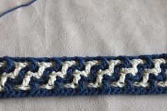Row 3a finished