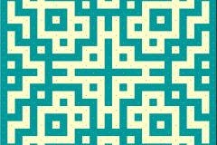 Pattern back