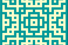Pattern front
