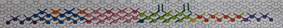 Upper border: option 1