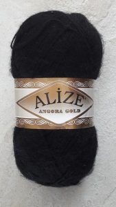 Alize Angora Gold - Black